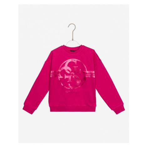 Guess Kids Sweatshirt Pink