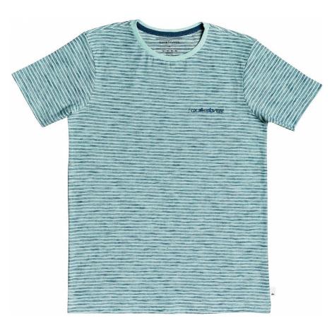T-Shirt Quiksilver Kentin - GCZ3/Beach Glass Kentin - boy´s