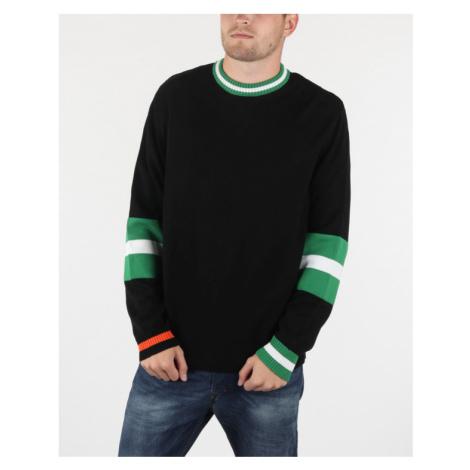 Diesel K-Tage Sweater Black