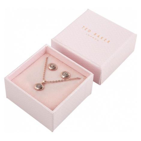 Ladies Ted Baker Emillia Mini Button Gift Set