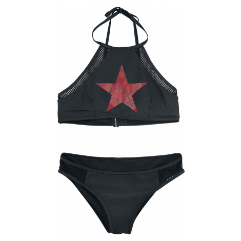 RED by EMP - Up The Beach - Bikini - black