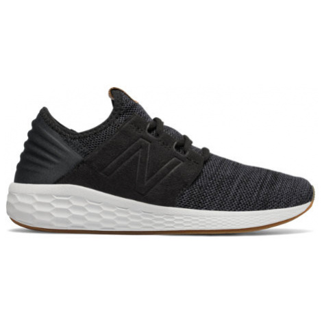 New Balance Fresh Foam Cruz v2 Knit Shoes - Black/Magnet