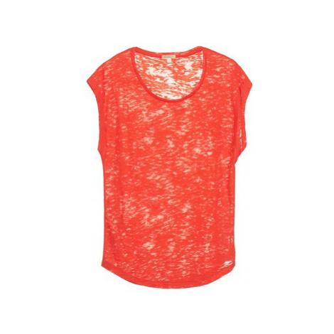 Bensimon MASSAI women's T shirt in Red