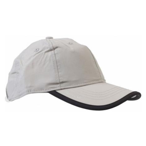 Grey boys' headwear