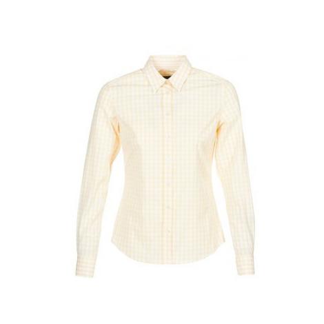 Gant 431207 women's Shirt in Beige