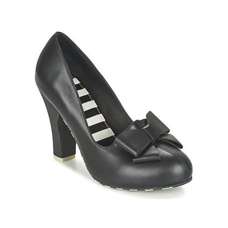 Lola Ramona JUNE women's Court Shoes in Black