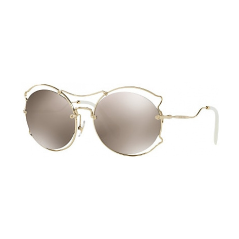 Miu Miu MU 50SS Geometric Sunglasses