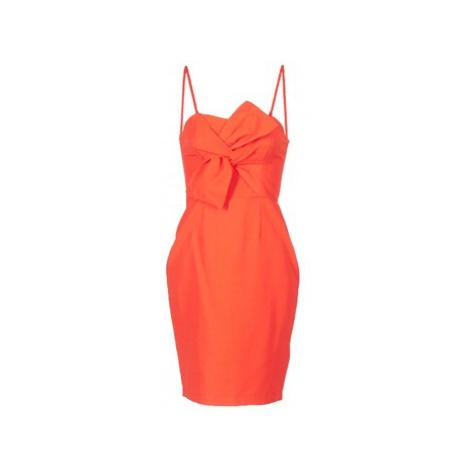 Naf Naf ETOMI R1 women's Dress in Pink