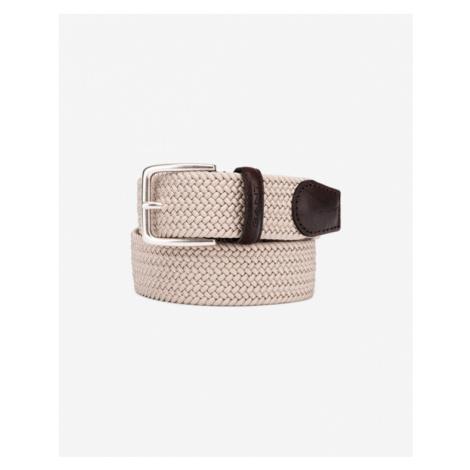 Gant Elastic Braid Belt Beige