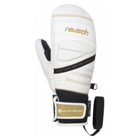 Reusch LARA GUT white - Ski gloves