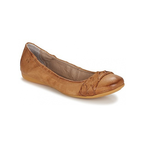 Dream in Green CICALO women's Shoes (Pumps / Ballerinas) in Brown