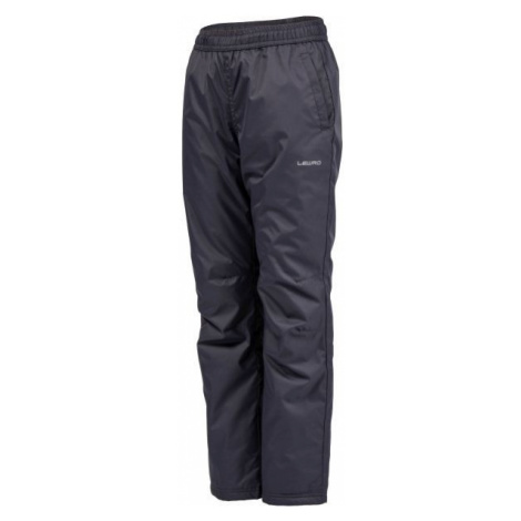 Lewro NAVEA gray - Insulated kids' trousers