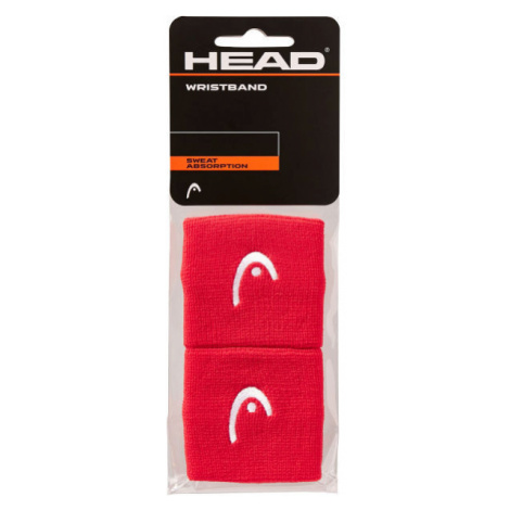 Head WRISTBAND 2,5 red - Wristband