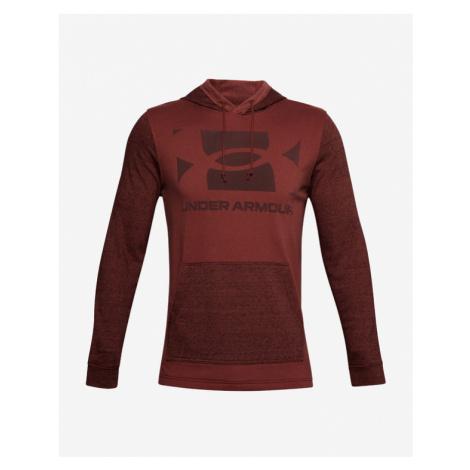 Under Armour Sportstyle Terry KO Sweatshirt Red