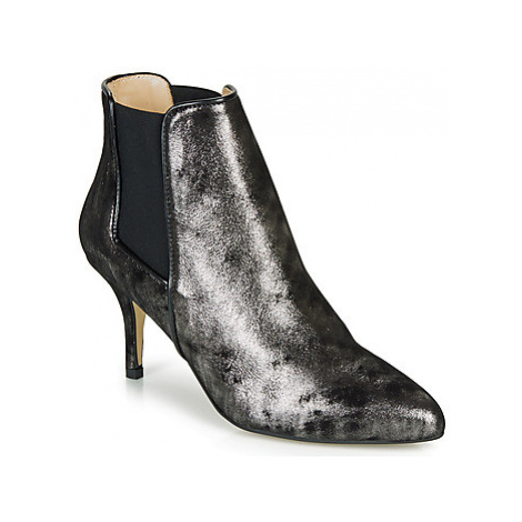 Ippon Vintage SILVER LAKE women's Low Ankle Boots in Silver