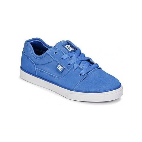 DC Shoes TONIK B SHOE 446 boys's Children's Shoes (Trainers) in Blue