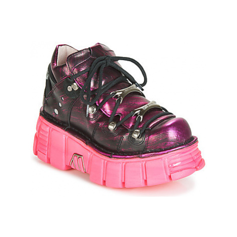New Rock M-106N-C60 women's Shoes (Trainers) in Pink