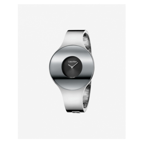 Calvin Klein Seamless Medium Watches Silver