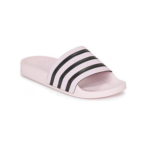Adidas ADILETTE W women's in Pink