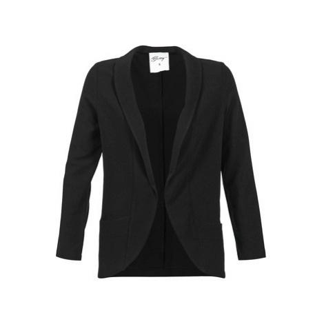 Betty London FORANE women's Jacket in Black