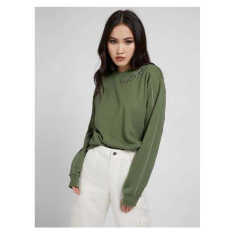 Guess Gurli Sweatshirt Green
