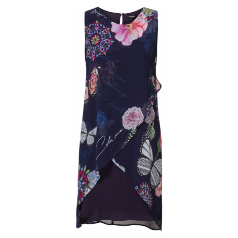 Desigual Salma Dress Blue
