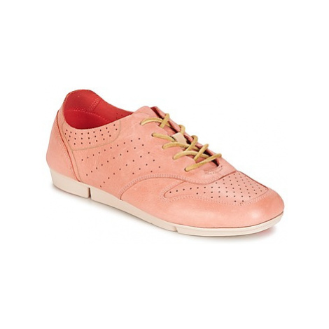Clarks Tri Actor women's Shoes (Trainers) in Orange