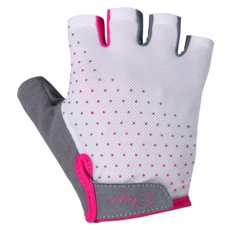 Etape MIA GLOVES W white - Women's cycling gloves