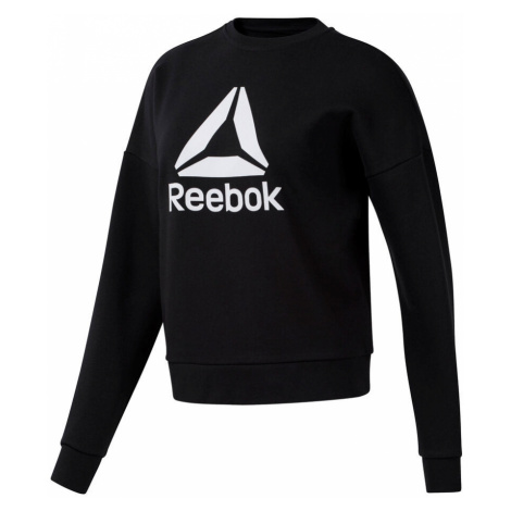 Workout Ready Big Logo Coverup Long Sleeve Women Reebok