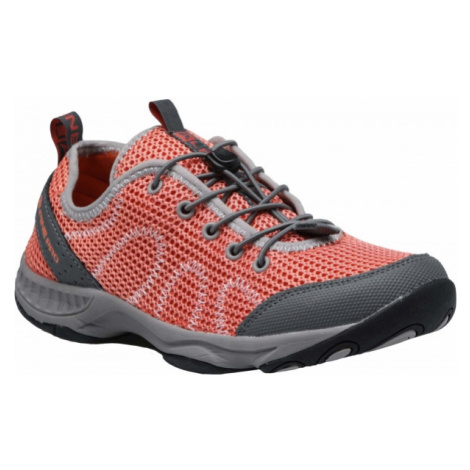 ALPINE PRO WITHER orange - Women's summer shoes