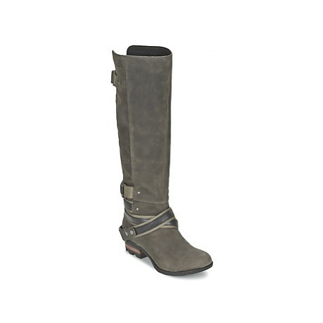 Sorel LOLLA TALL women's High Boots in Grey