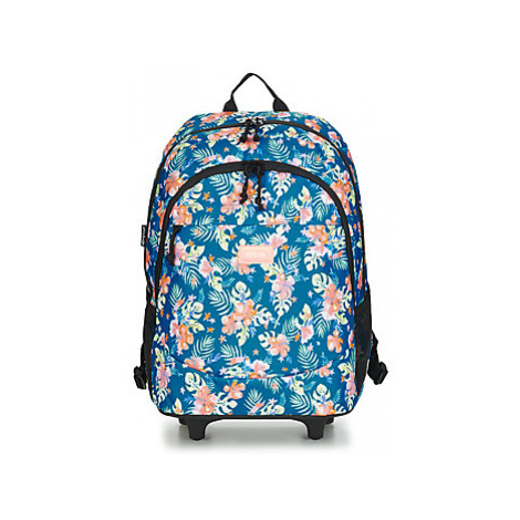 Rip Curl WH PROSCHOOL TOUCAN FLORA girls's Children's Rucksack in Blue