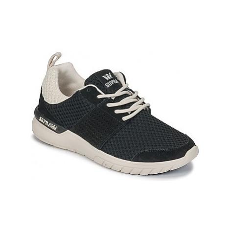Supra SCISSOR women's Shoes (Trainers) in Black