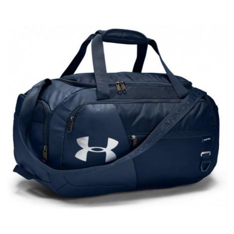 Under Armour UNDENIABLE 4.0 DUFFLE dark blue - Sports bag