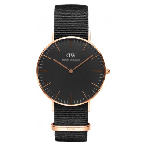 Unisex Daniel Wellington Classic Black Cornwall Watch 36mm Watch DW00100150