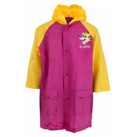 Viola Raincoat pink - Kids raincoat