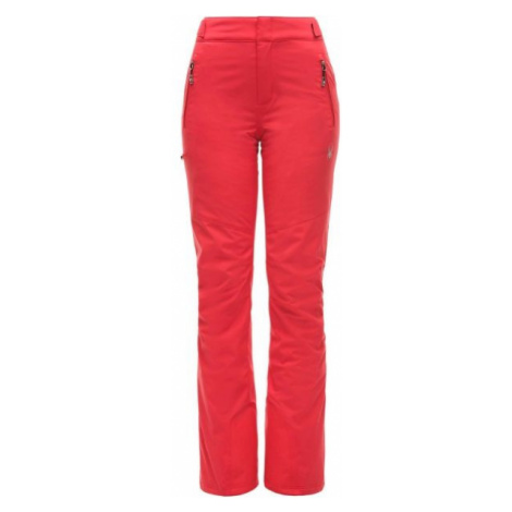 Red women's insulated trousers