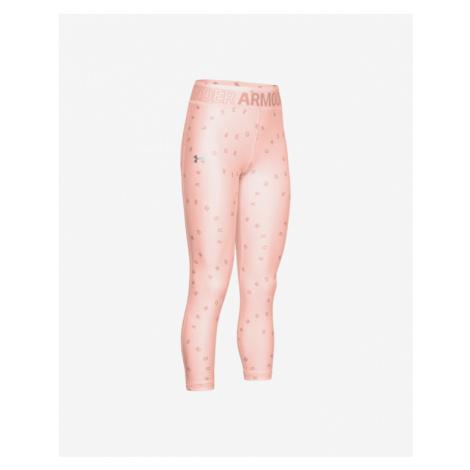 Under Armour HeatGear® Kids leggings Beige