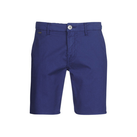 Guess DANIEL men's Shorts in Blue
