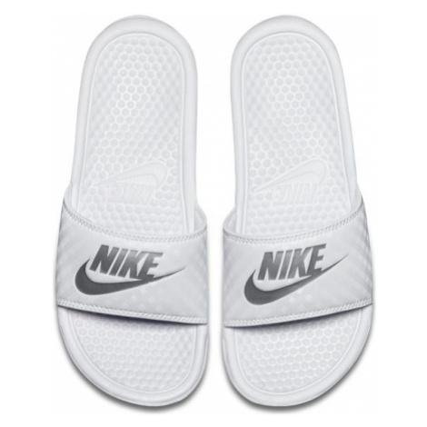 Nike Benassi Women's Slide - White