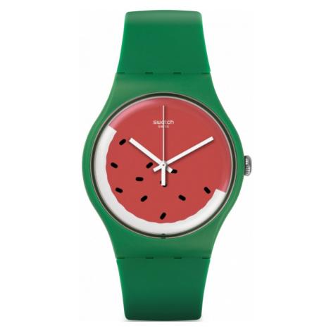 Unisex Swatch Pasteque Watch SUOG109