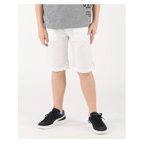 Diesel Parq Kids shorts White