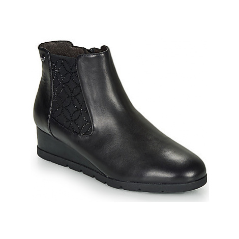Stonefly MILLY 19 women's Low Ankle Boots in Black
