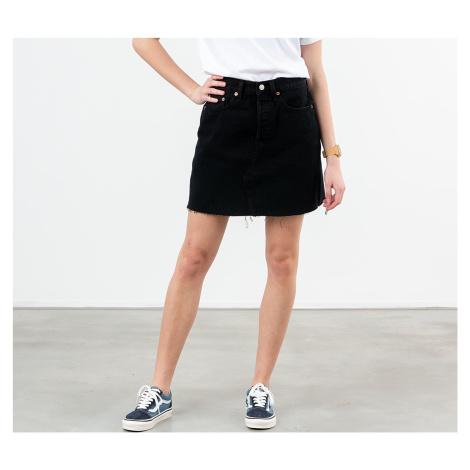 Levis® Deconstructed Skirt Black Levi´s