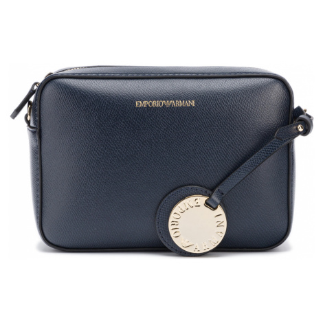 Emporio Armani Cross body bag Blue