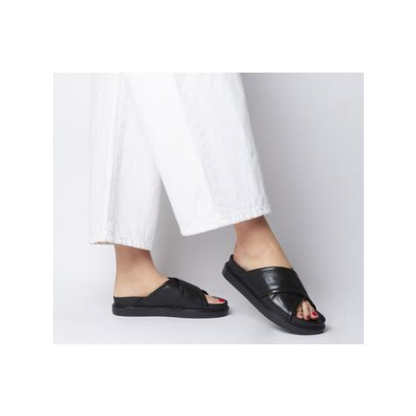 Vagabond Erin Cross Sandal BLACK