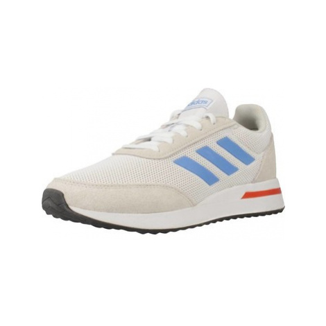 Adidas RUN70S men's Shoes (Trainers) in Beige