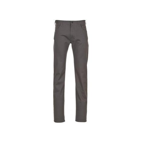 Armani jeans MARTI men's Trousers in Grey
