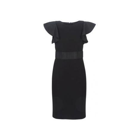 Lauren Ralph Lauren JERSEY SLEEVELESS COCKTAIL DRESS women's Dress in Black