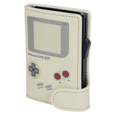 Nintendo - Game Boy - Card Click Wallet - Card Holder - black